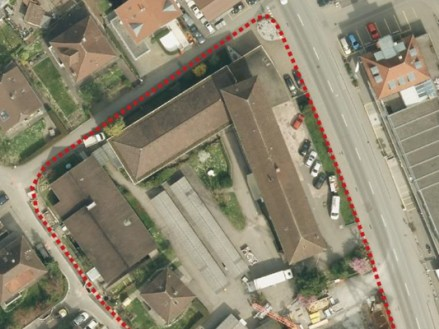 Developpement Bernstrasse 11, Thoune